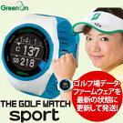 GreenOn(�����)THEGOLFWATCHsport(��������ե����å����ݥ��)GPS�ʥ�