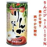 ナンカイりんごジュース100%190g/30缶