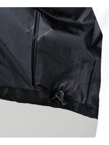 [Rakuten Fashion]西川ダウンカグラジャケット nano・universe ナノユニバース コート/ジャケット ダウンジャケット ブラック レッド ネイビー カーキ グレー【先行予約】*【送料無料】