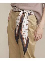 [RakutenBRANDAVENUE]DIAMANTE馬スカーフAlteaナノユニバースファッショングッズ【送料無料】