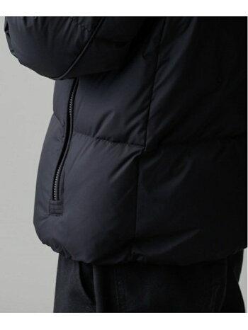 [Rakuten Fashion]西川ダウン ナイロンG2ジャケット nano・universe ナノユニバース コート/ジャケット ダウンジャケット カーキ グレー ネイビー ブラック ブラウン【送料無料】