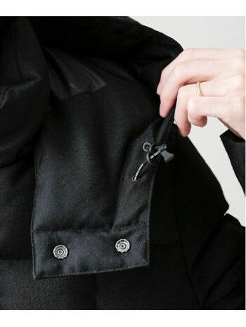 [Rakuten Fashion]西川ダウン カグラジャケット nano・universe ナノユニバース コート/ジャケット ダウンジャケット カーキ グレー ネイビー ブラック レッド【送料無料】
