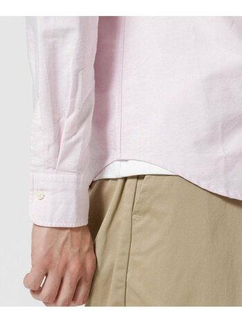 [Rakuten BRAND AVENUE]【SALE/40%OFF】【WEB限定】オックスレギュラーカラーシャツ nano・universe ナノユニバース シャツ/ブラウス【RBA_S】【RBA_E】