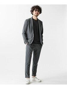 [Rakuten Fashion]【SALE/50%OFF】《WEB限定》カットジョーゼットセットアップ nano・universe ナノユニバース コート/ジャケット テーラードジャケット グレー ブラウン ネイビー【RBA_E】【送料無料】