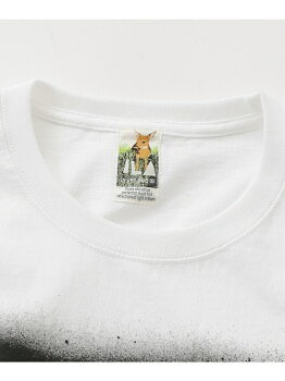 ila Sprash&Logo T ナノユニバース【送料無料】