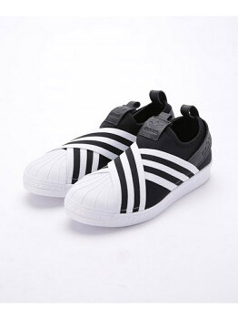 [Rakuten BRAND AVENUE]【SALE/30%OFF】∴SUPERSTAR SLIPON W adidas ナノユニバース シューズ【RBA_S】【RBA_E】【送料無料】
