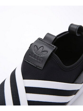 [Rakuten BRAND AVENUE]【SALE/40%OFF】∴SUPERSTAR SLIPON W adidas ナノユニバース シューズ【RBA_S】【RBA_E】【送料無料】
