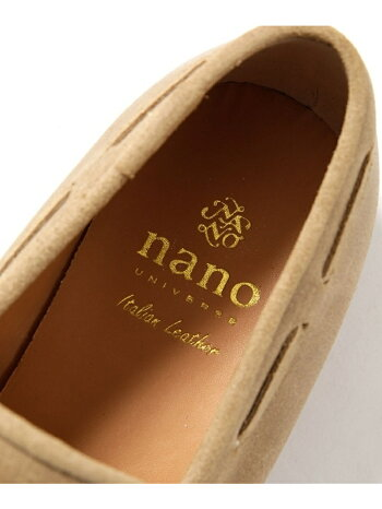 [Rakuten Fashion]【SALE/60%OFF】イタリーヌバックマッケイタッセル nano・universe ナノユニバース シューズ ドレスシューズ ブラウン ネイビー【RBA_E】【送料無料】
