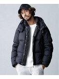[Rakuten Fashion]西川ダウン G2ジャケット nano・universe ナノユニバース コート/ジャケット ダウンジャケット ブラック ネイビー ホワイト カーキ【送料無料】