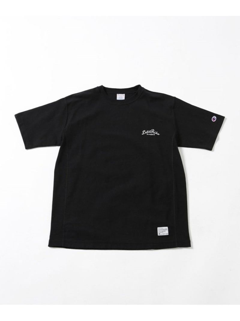 [Rakuten BRAND AVENUE]【SALE/10%OFF】別注LET IT RIDE T-SHIRT C Champion ナノユニバース カットソー【RBA_S】【RBA_E】
