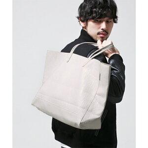 【送料無料】nano・universe plain tote bag ナノユニバース