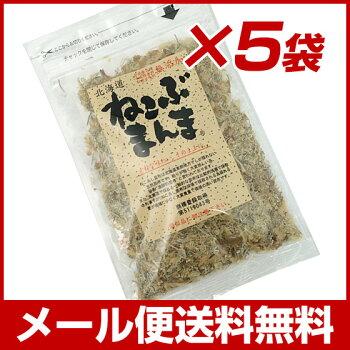 【メール便送料無料】ねこぶまんま40g×5袋