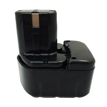 【安心6ヶ月保証】【メール便送料無料】日立HITACHI互換バッテリーEB1214S2000mAh12V