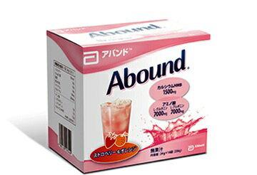 ○アバンド ストロベリ−&オレンジ 24g×14袋×2箱【28袋】【アボットジャパン】