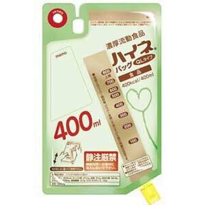●ハイネバッグQLタイプ400ml×18袋【大塚製薬】