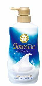 バウンシアボディソープ 清楚なホワイトソープの香り 550ml