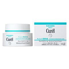 Curelの敏感肌向けクリーム