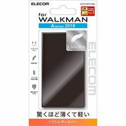 スマートフォン・携帯電話用アクセサリー, ケース・カバー  Walkman A 2018 NW-A50 (AVS-A18PLFUBK)