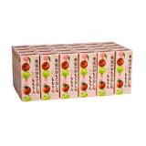 シャイニー 青森の味! ミックスジュース 果実のおもてなし ももりん スリムパック 200ml【24本】(4970180801581) 目安在庫=△