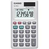 カシオ計算機 カシオ 電卓 8桁 カード型電卓 8桁 SL-797A メーカー在庫品[メール便対象商品]