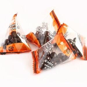 チョコ大豆500g 南風堂 徳用大袋 九州産大豆のチョコボール テトラパック個包装タイプ