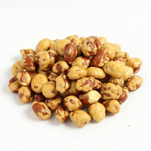 おつまみ豆500g 南風堂 まとめ買い用大袋ピリ辛しょうゆ味の落花生豆菓子