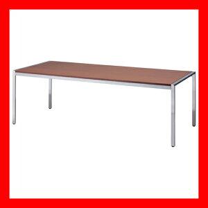 【ジョインテックス】テーブルKE-2190WNウォールナット
