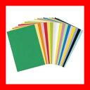 大王製紙 再生色画用紙 8ツ切 100枚 はだいろ