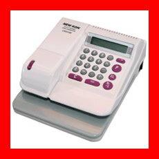 ニューコン電子チェックライターCW310E
