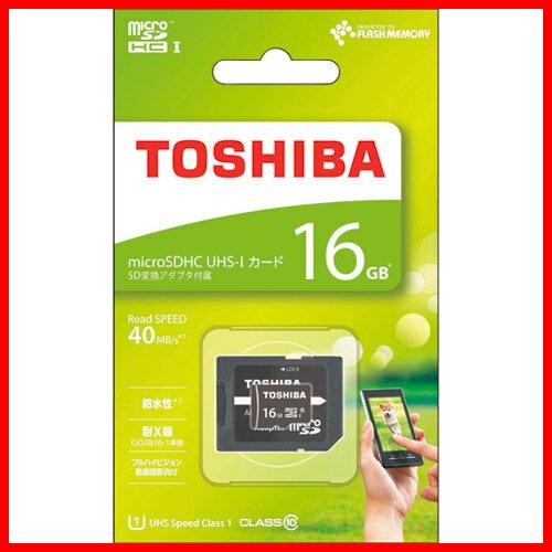 microSDHCカード 16GB MSDAR40N16GB
