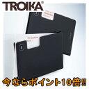 【今ならポイント10倍!!】トロイカ(TROIKA) スリムビジネスカードケース 2?ビジット ブラッ...