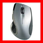 エレコムブルーLED無線マウスM-HS1DBSVシルバー