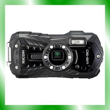 《リコー》 デジタルカメラ WG-50BK