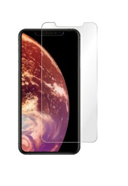 iPhone6対応【スマホ強化ガラスフィルム】透明クリア98%高透過率9H硬度2.5D丸いエッジ極薄0.48MM貼り付けセット充実