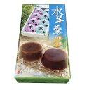 金澤兼六製菓 水羊羹8個入[夏ギフト](メーカー包装紙にて包装済み商品)