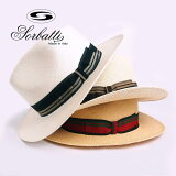 SORBATTI(ソルバッティ)本パナマレザーベルトマニッシュハット,メンズハット,ハット春夏,パナマ帽,パナマ中折れ帽,スーツ帽子,送料無料