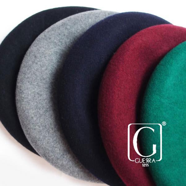 メンズ帽子, ベレー帽 GUERRA ()