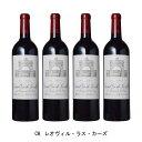 [4本まとめ買い] CH.レオヴィル・ラス・カーズ 2018年 A.O.C.サン・ジュリアン フランス 赤ワイン フルボディ フランスワイン ボルドー フランス赤ワイン 750ml