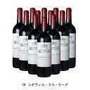 [12本まとめ買い] CH.レオヴィル・ラス・カーズ 1995年 A.O.C.サン・ジュリアン フランス 赤ワイン フルボディ フランスワイン ボルドー フランス赤ワイン カベルネ ソーヴィニヨン 750ml