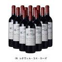[12本まとめ買い] CH.レオヴィル・ラス・カーズ 1996年 A.O.C.サン・ジュリアン フランス 赤ワイン フルボディ フランスワイン ボルドー フランス赤ワイン カベルネ ソーヴィニヨン 750ml