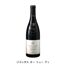 ジゴンダスオーリューディ(ドメーヌサンタデュック)2013年フランス赤ワインフルボディ750ml