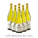[6本まとめ買い] シャブリ プルミエ クリュ モン ド ミリュ 2018年 ジャン ポール エ ブノワ ドロワン フランス 白ワイン 辛口 フランスワイン シャブリ フランス白ワイン シャルドネ 750ml