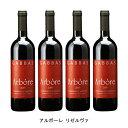 [4本まとめ買い] アルボーレ リゼルヴァ 2010年 ジュゼッペ ガッバス イタリア 赤ワイン フルボディ イタリアワイン サルデーニャ イタリア赤ワイン カンノナウ 750ml