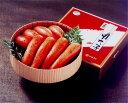 かねふく辛子明太子赤樽(無着色)360g(お中元お歳暮贈り物 送料込)