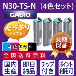 N30TSN4色セットカシオCASIO