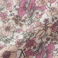 プティマイン(petitmain)花柄バルーンワンピース