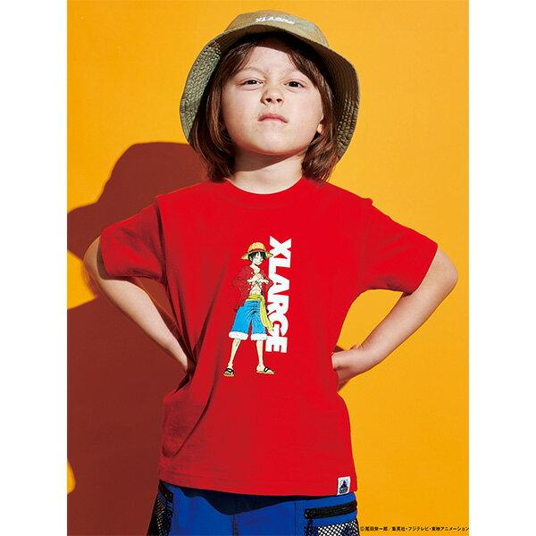 トップス, Tシャツ・カットソー  (XLARGE KIDS)ONEPIECE T