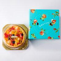 【送料無料】「銀座千疋屋」銀座フルーツシャルロット直径15cmクリスマスケーキギフト洋菓子デザートセットプレゼントSKX001お歳暮お取り寄せ特産手土産お祝い御歳暮おすすめ贈答品