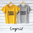 Ungrid(アングリッド)TAKE OFFプリントTee【2013S/S新作】【Tシャツ】【アメカジ】【カジュアル】