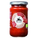 アルチェネロ 有機パスタソース・トマト&ドライトマト 200g 12個セット 【宅配便A】【取寄】
